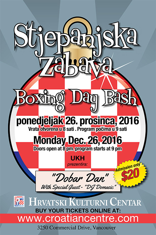 2016 12 26 Boxing day poster